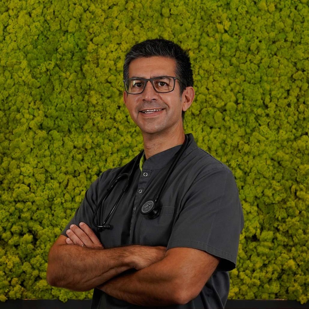 DR. MARKUS FAGHIH